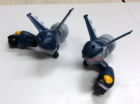 LBX シーサーペント ダンボール戦機W プラモデル バンダイ