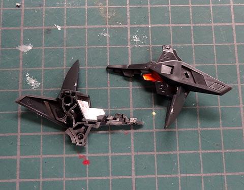 1/72 RZ-046 シャドーフォックス プラモデル ゾイド サンプル製作レビュー コトブキヤ