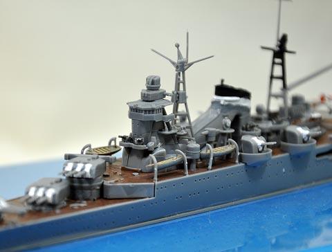 No.01 日本軽巡洋艦 熊野 プラモデル 第4回艦船プラモデルコンテスト 参加作品 タギミ