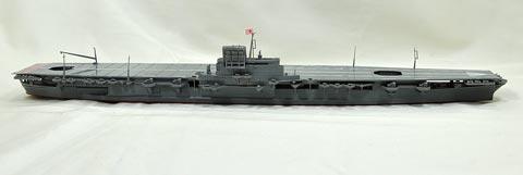 No.05 タミヤ 1/700 日本航空母艦 信濃 参加作品 第4回艦船プラモデルコンテスト タギミ