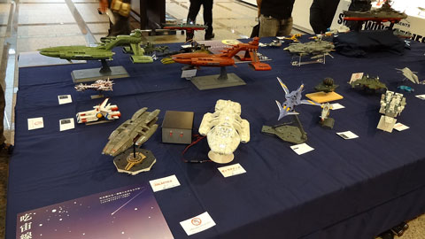 模型サークル SIRIUS シリウス 2012年展示会