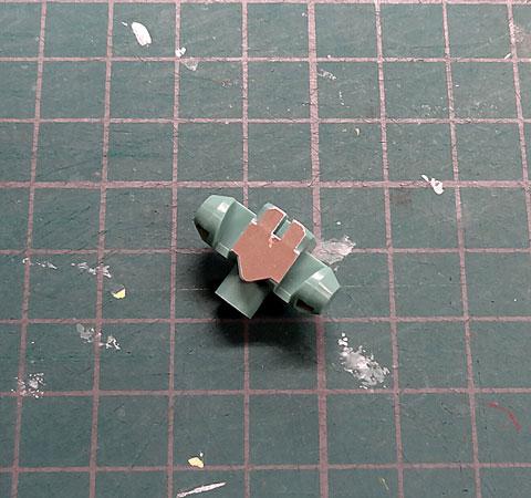 LBX ベクター プラモデル サンプル製作レビュー ダンボール戦機W バンダイ