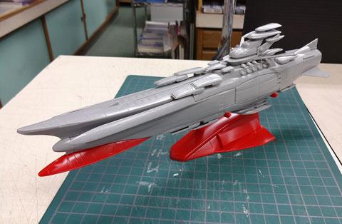 1/1500 YAMATO2520 プラモデル 宇宙戦艦ヤマト バンダイ