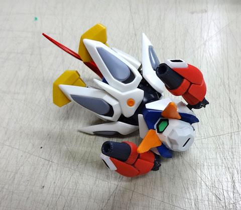 Zモード LBX Σオービス ダンボール戦機W バンダイ