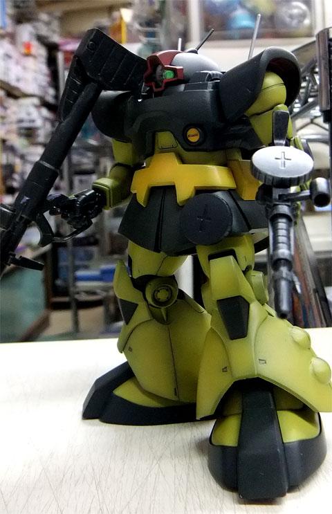 No.002 1/144 ドワッジ 機動戦士ガンダムZZ旧キット限定MSコンペ 極私的プラモデルコンペ