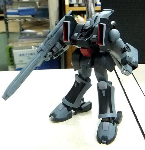 No.004 1/144 ガ・ゾウム 機動戦士ガンダムZZ旧キット限定MSコンペ 極私的プラモデルコンペ