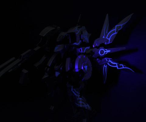 No.07 クラウドブレイカー ver.ヴァイス 第14回キャラクタープラモデルコンテスト