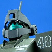 No.09 RGM-79SC ジム・スナイパーカスタム 第14回キャラクタープラモデルコンテスト