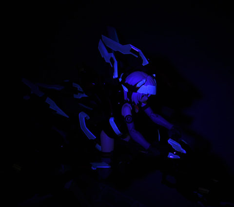 No.17 FAガール フレスヴェルクニクス 第14回キャラクタープラモデルコンテスト