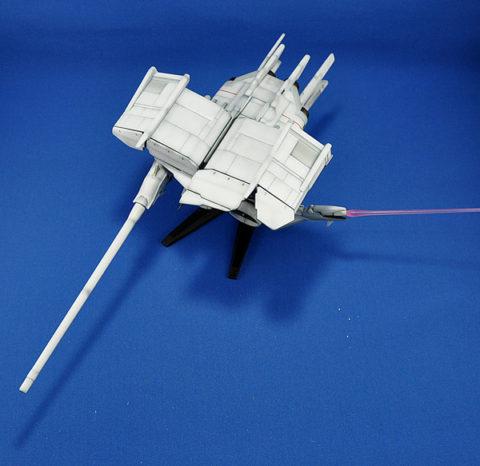 No.19 ガンダム RX-78GP03 第14回キャラクタープラモデルコンテスト