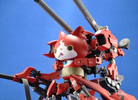No.27 対黄色電気ネズミ用決戦兵器 第14回キャラクタープラモデルコンテスト